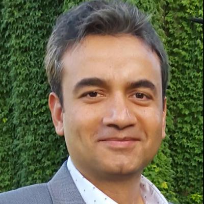 ADEEL MANZOOR, Chief Financial Officer