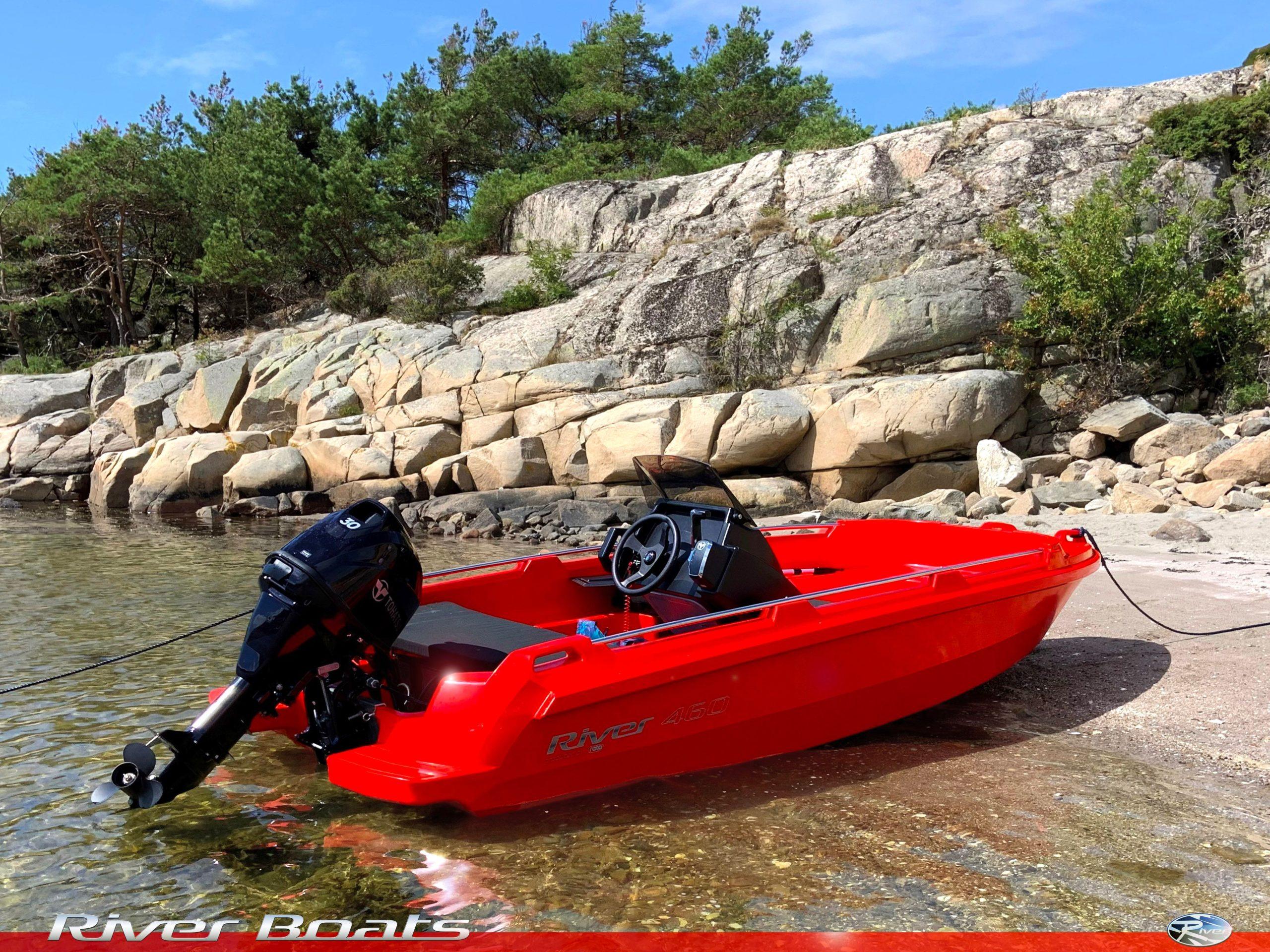 River 460 XR