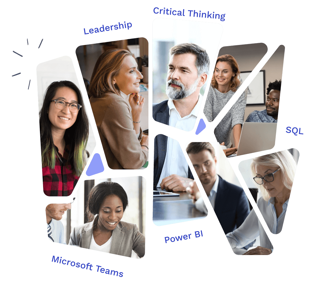 Upskill your workforce with Learnit