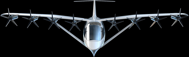 Regent Seaglider mid flight