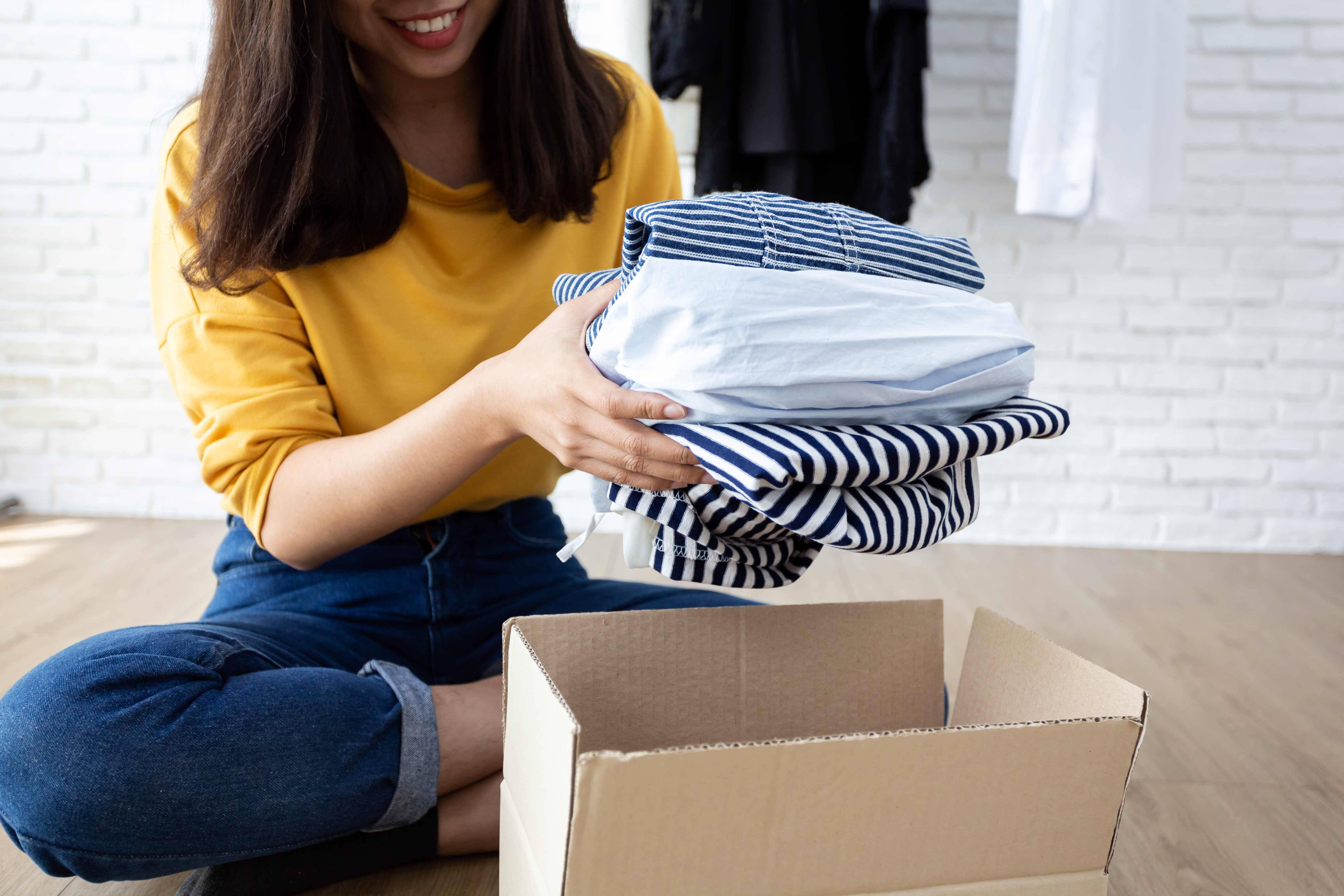 Kontoer Turnhout geefpunt kleding doneren