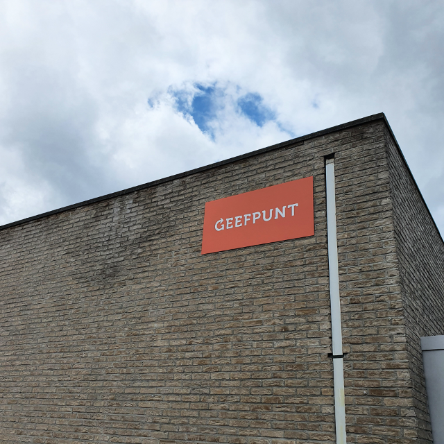 Kontoer Turnhout gevel geefpunt