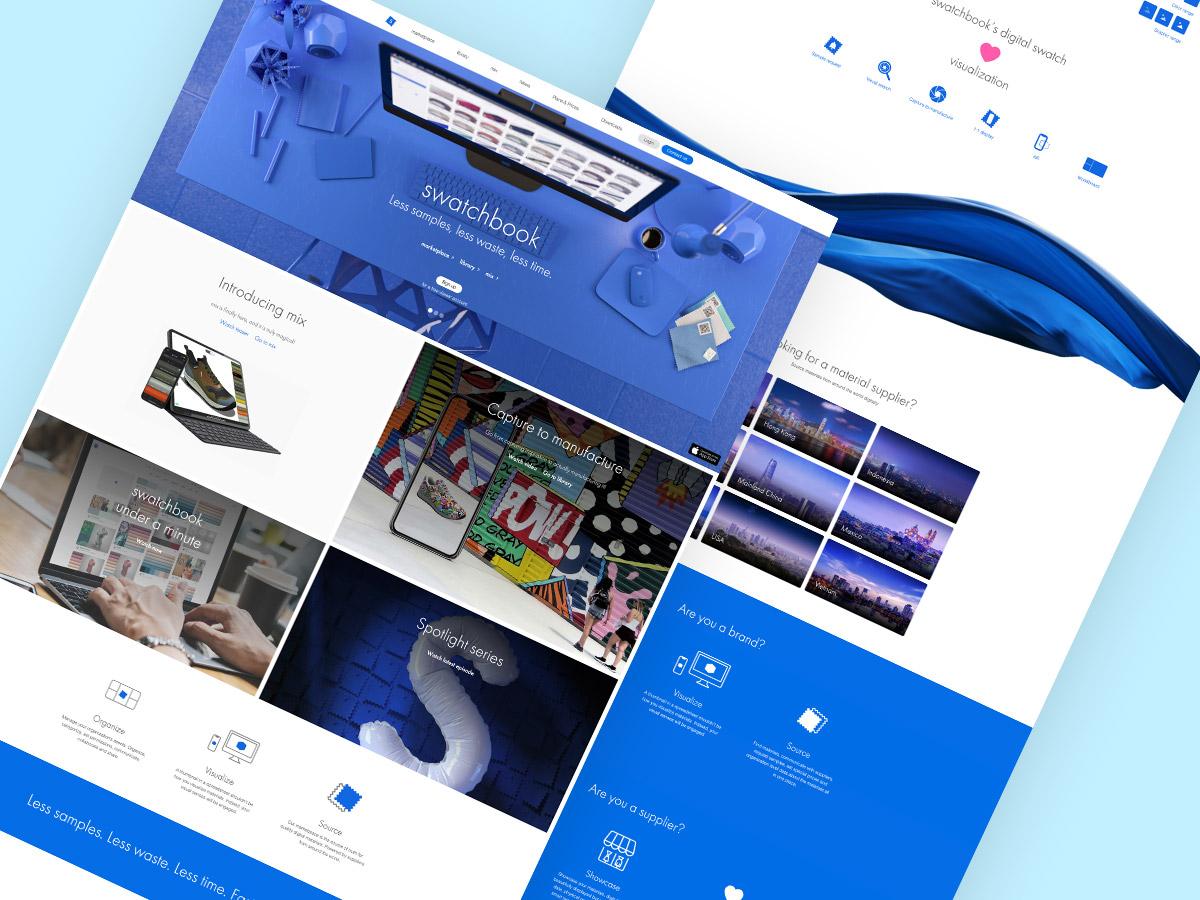 featured website portfolio graphic