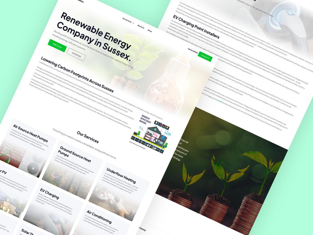 latest website portfolio graphic