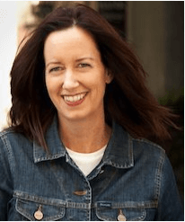 Esalen Reads: What's on Ann Randolph's Nightstand?