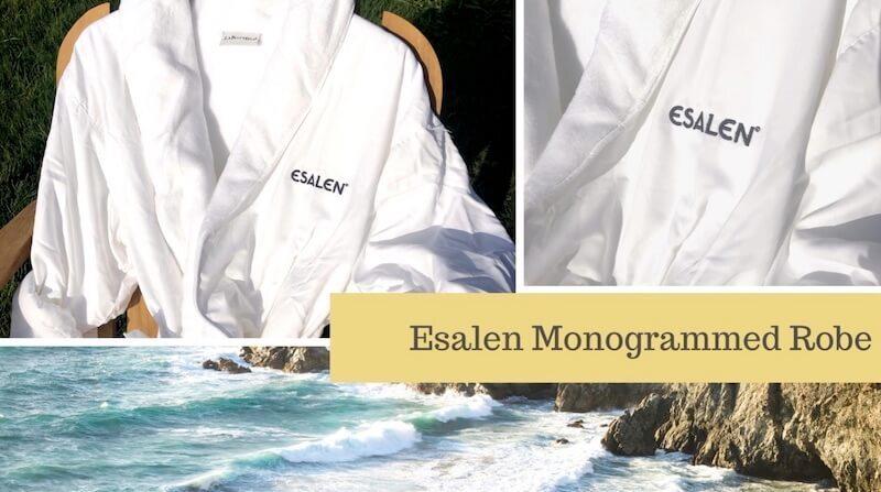 Like Nestling in a Cloud: The Esalen Robe
