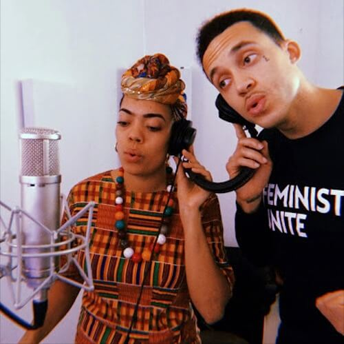 Richie Reseda and Indigo Mateo: Question Culture and Fighting Patriarchy in Prison Systems