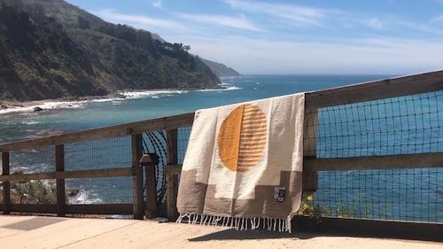 The Esalen + Trek Light Gear Blanket: A Collaborative Creation