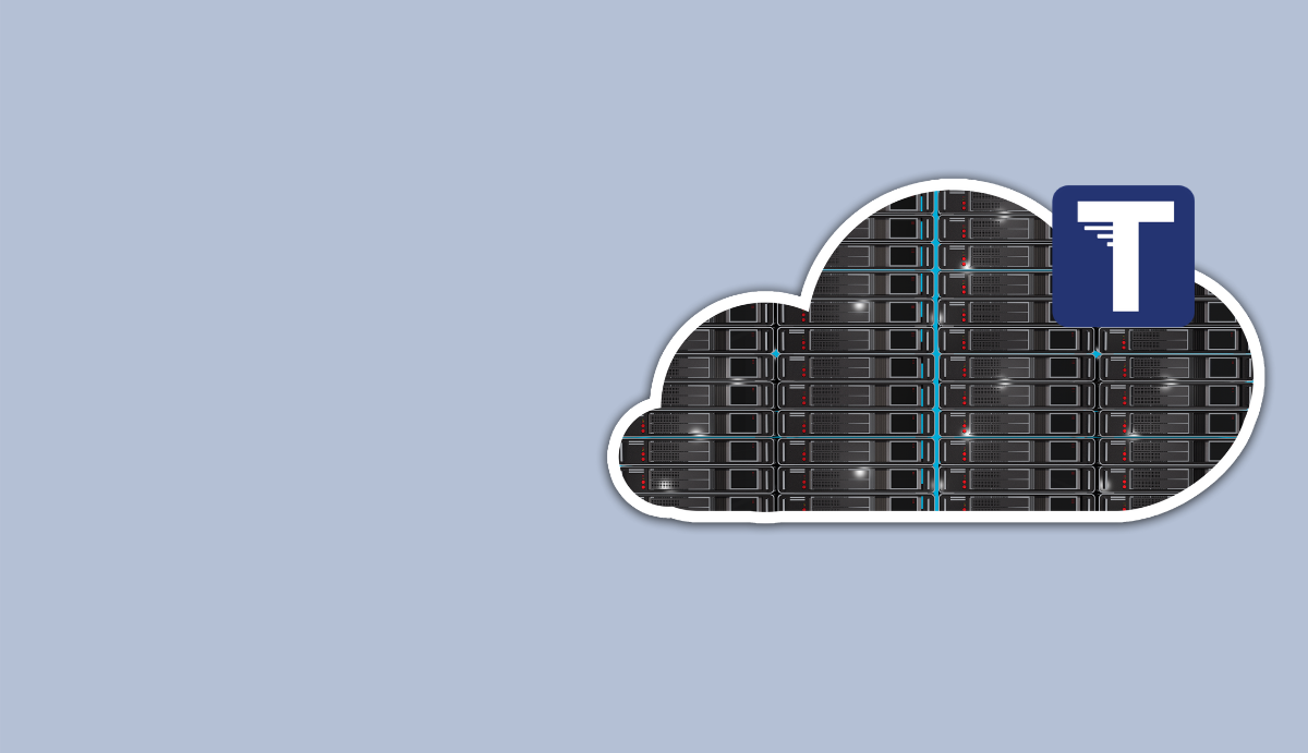 cloud-based server image