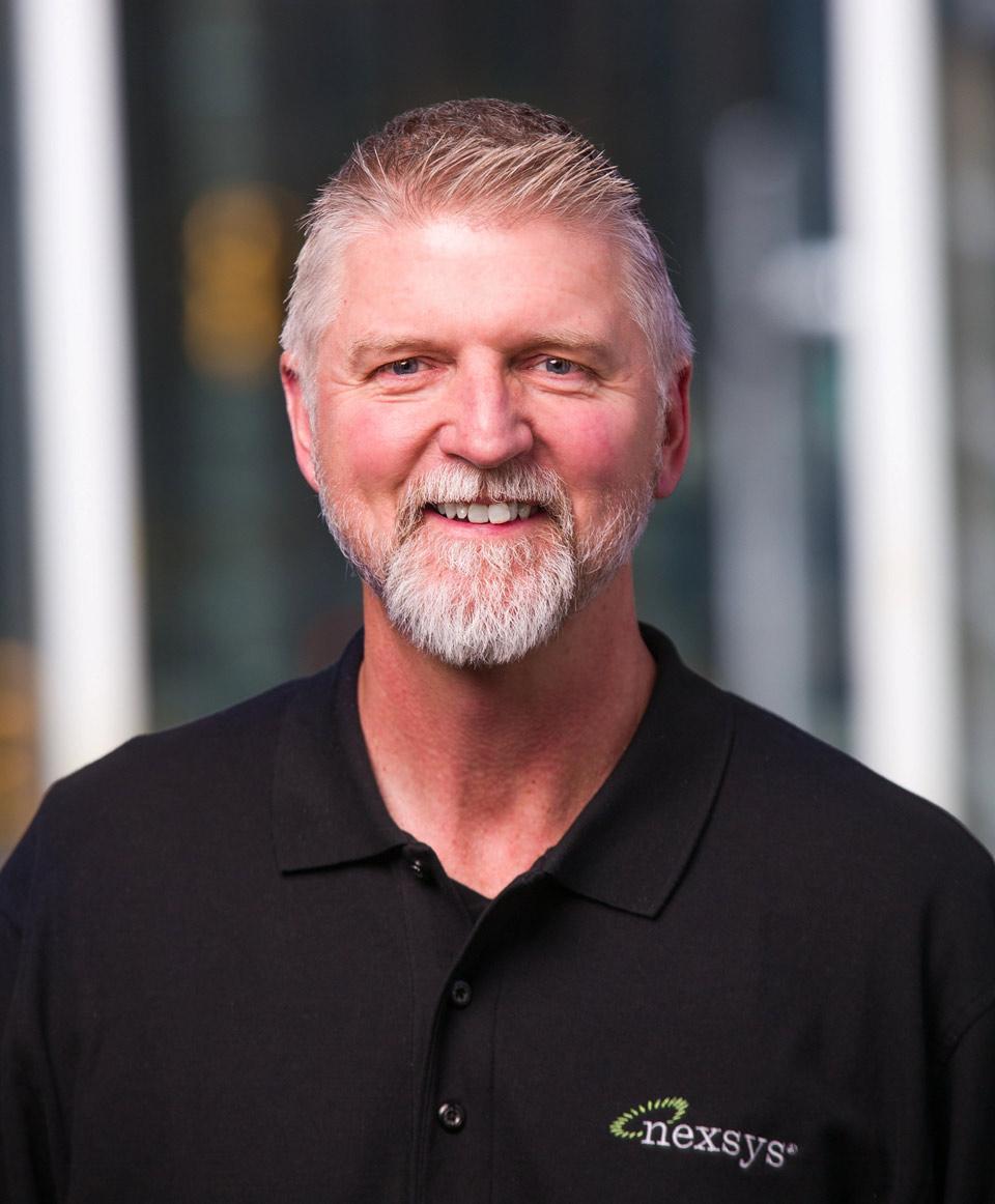 Mike Lyon, Nexsys' Executive Vice President
