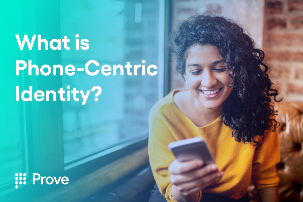 What Is Phone-Centric Identity?