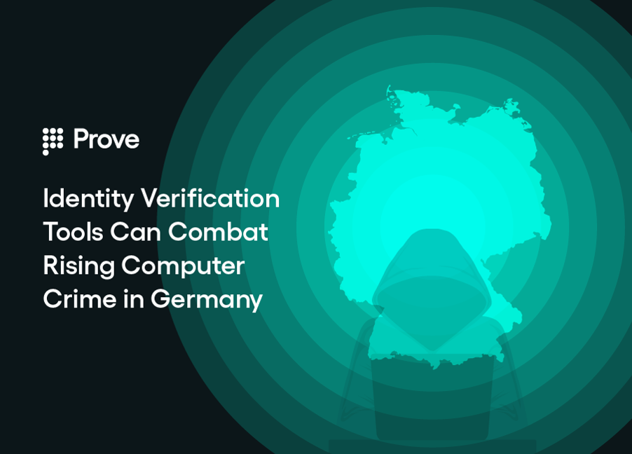 Identity Verification Tools Can Combat Rising Computer Crime in Germany