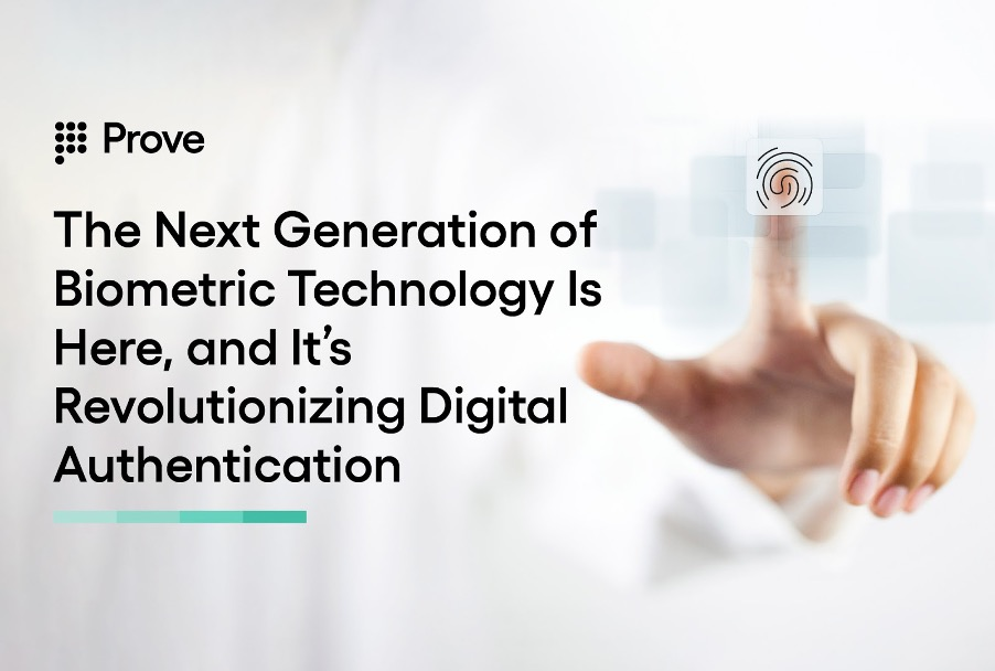 The Next Generation of Biometric Technology Is Here, and It's Revolutionizing Digital Authentication