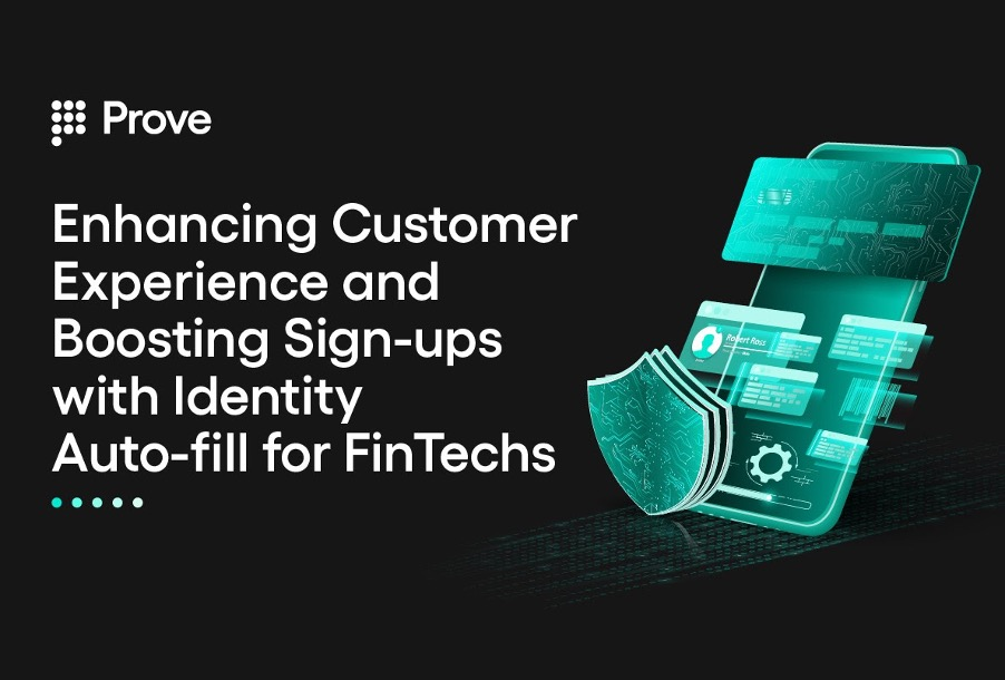 Enhancing Customer Experience and Boosting Sign-ups with Identity Auto-fill for FinTechs
