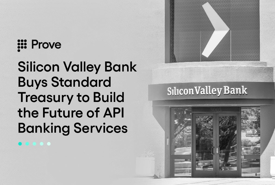 Silicon Valley Bank Buys Standard Treasury to Build the Future of API Banking Services
