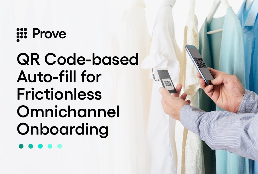 QR Code-based Auto-fill for Frictionless Omnichannel Onboarding