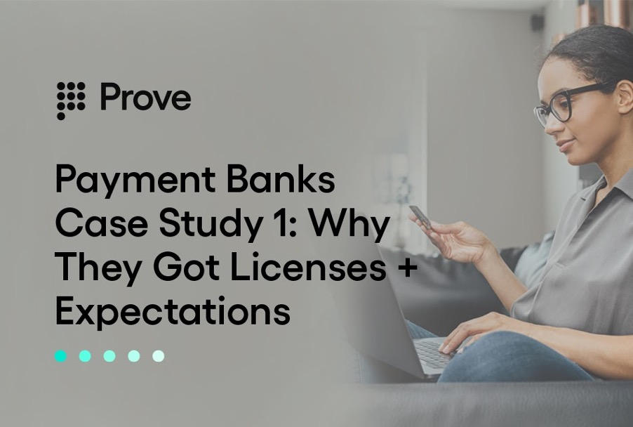 Payment Banks Case Study 1: Why They Got Licenses + Expectations