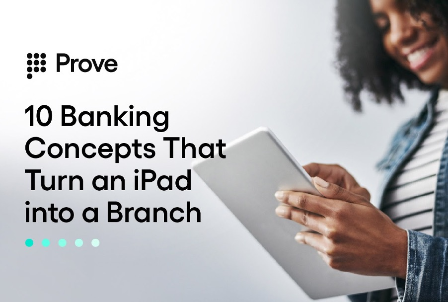 10 Banking Concepts That Turn an iPad into a Branch