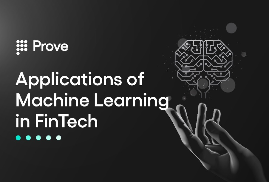 Applications of Machine Learning in FinTech