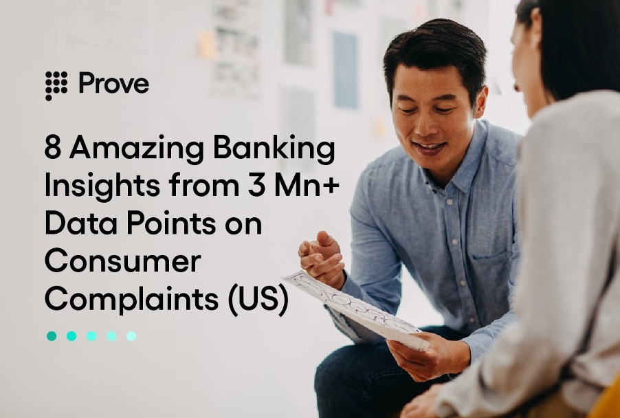 8 Amazing Banking Insights from 3 Mn+ Data Points on Consumer Complaints (US)