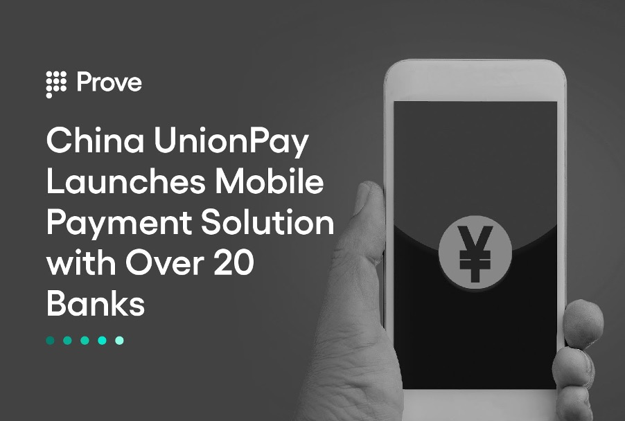 China UnionPay Launches Mobile Payment Solution with Over 20 Banks