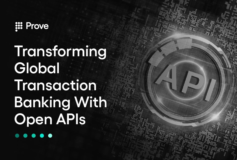 Transforming Global Transaction Banking With Open APIs
