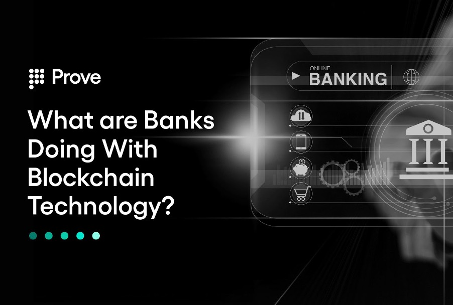 What Are Banks Doing with Blockchain Technology? [Infographic]