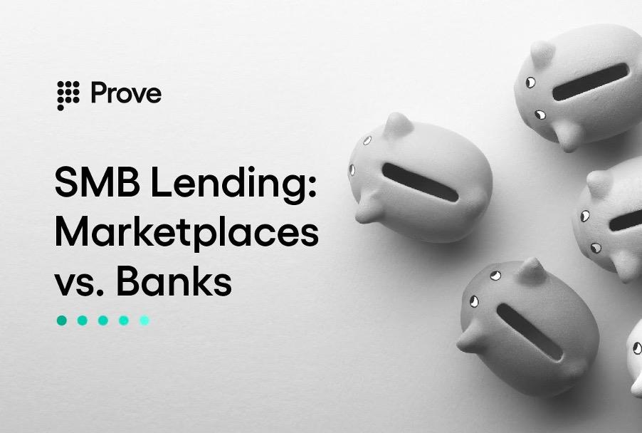 SMB Lending: Marketplaces vs. Banks