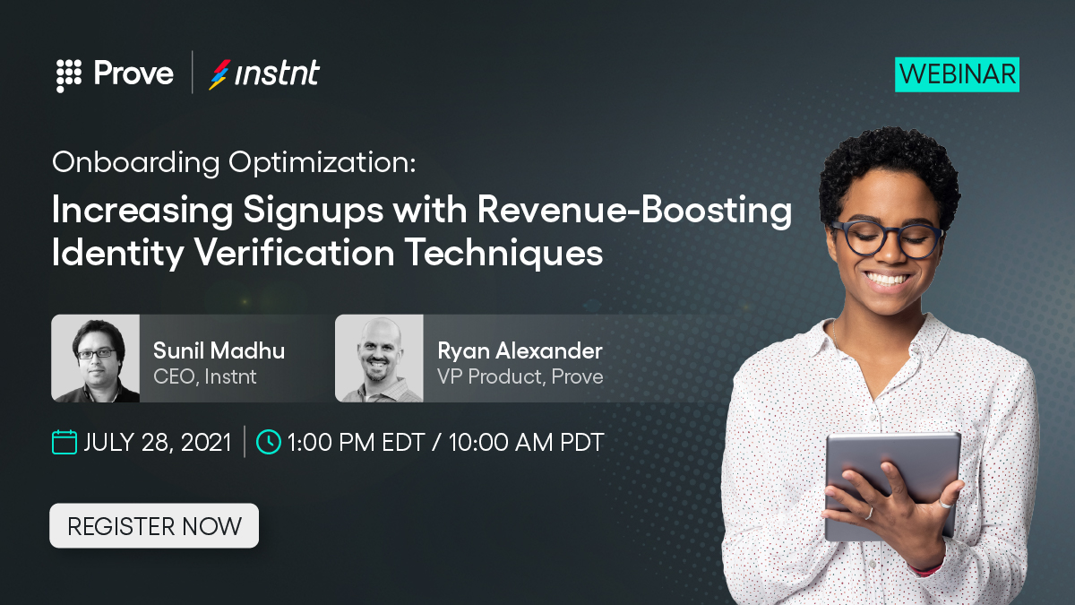Onboarding Optimization: Increasing Signups with Revenue-Boosting Identity Verification Techniques