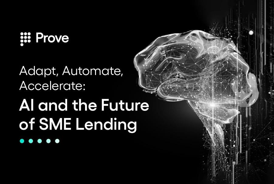 Adapt, Automate, Accelerate: AI and the Future of SME Lending