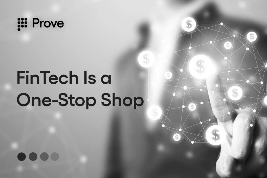 FinTech Is a One-Stop Shop