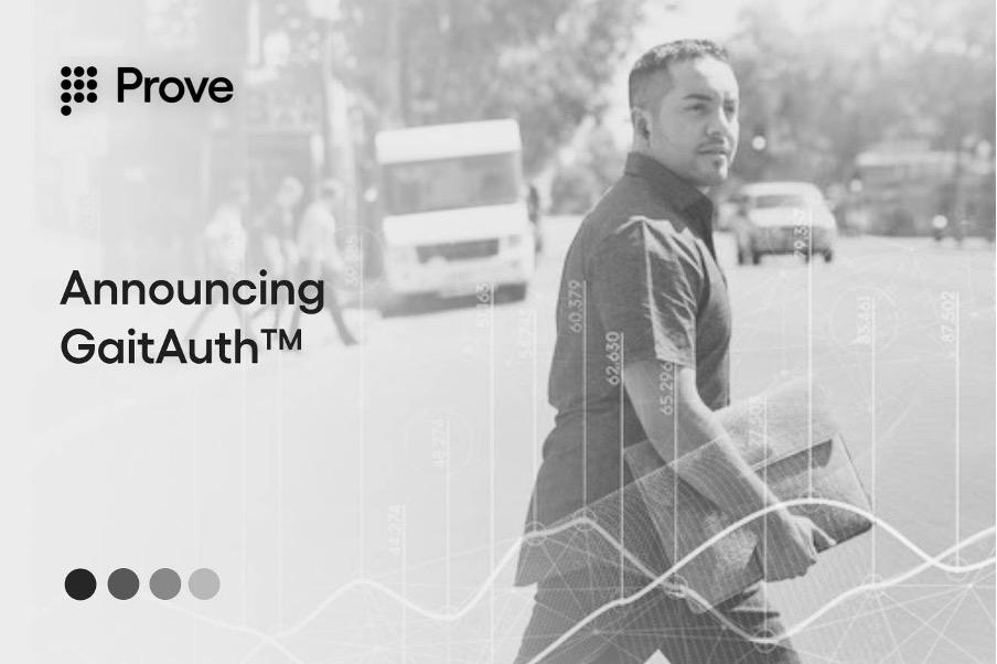 Announcing GaitAuth™