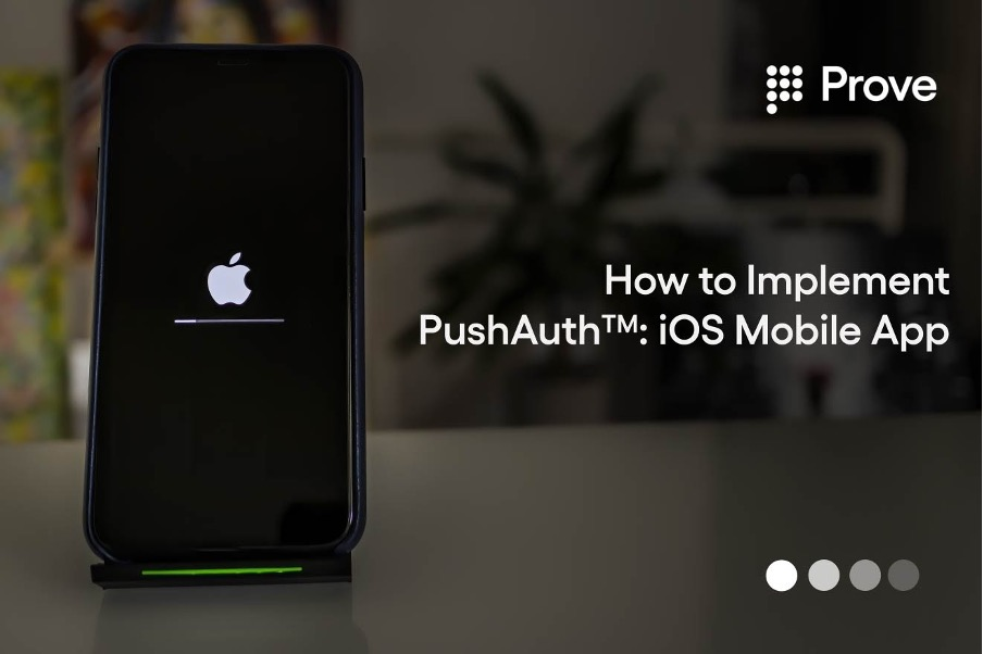 How to Implement PushAuth™: iOS Mobile App