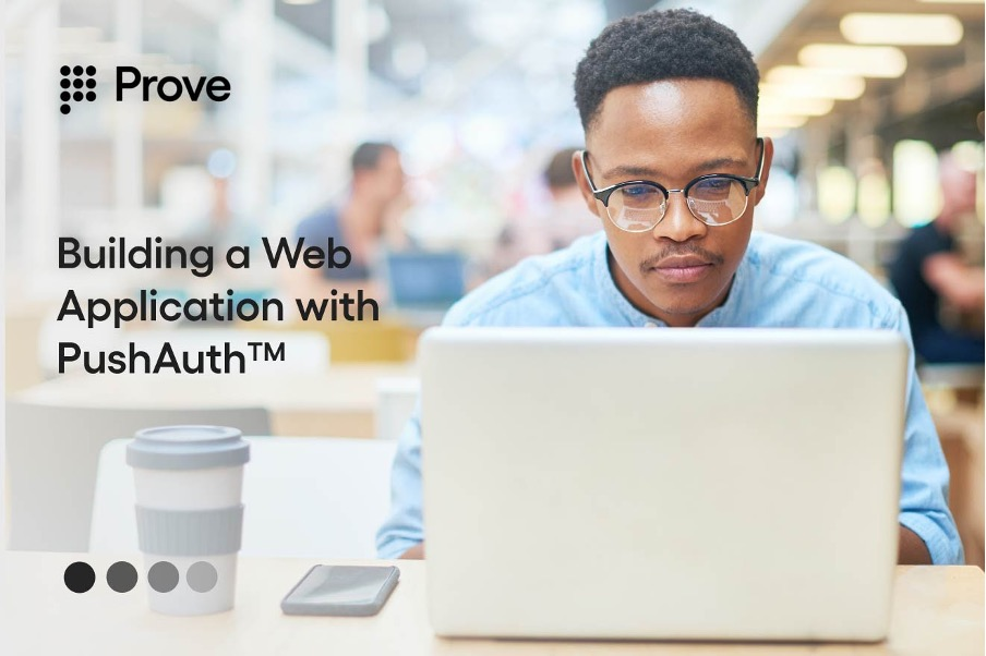 Building a Web Application with PushAuth™