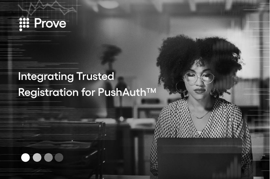 Integrating Trusted Registration for PushAuth™