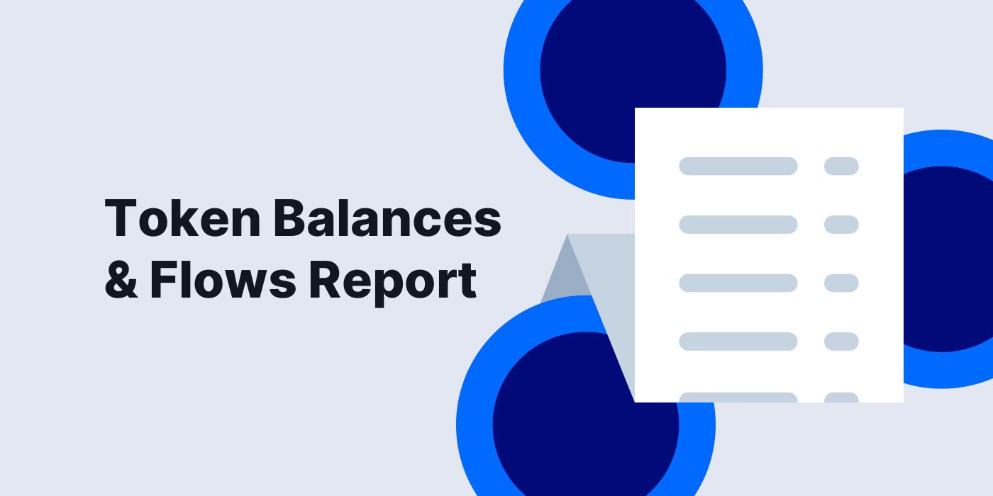 STORJ Token Balances and Flows Report: Q2 2021