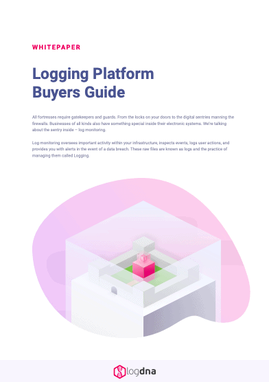 LogDNA Buyers Guide Cover