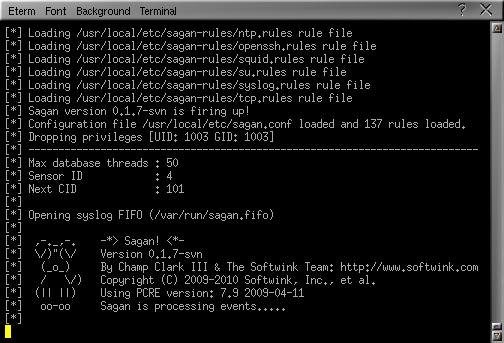 Open source SIEM tools - Quadrant Sagan