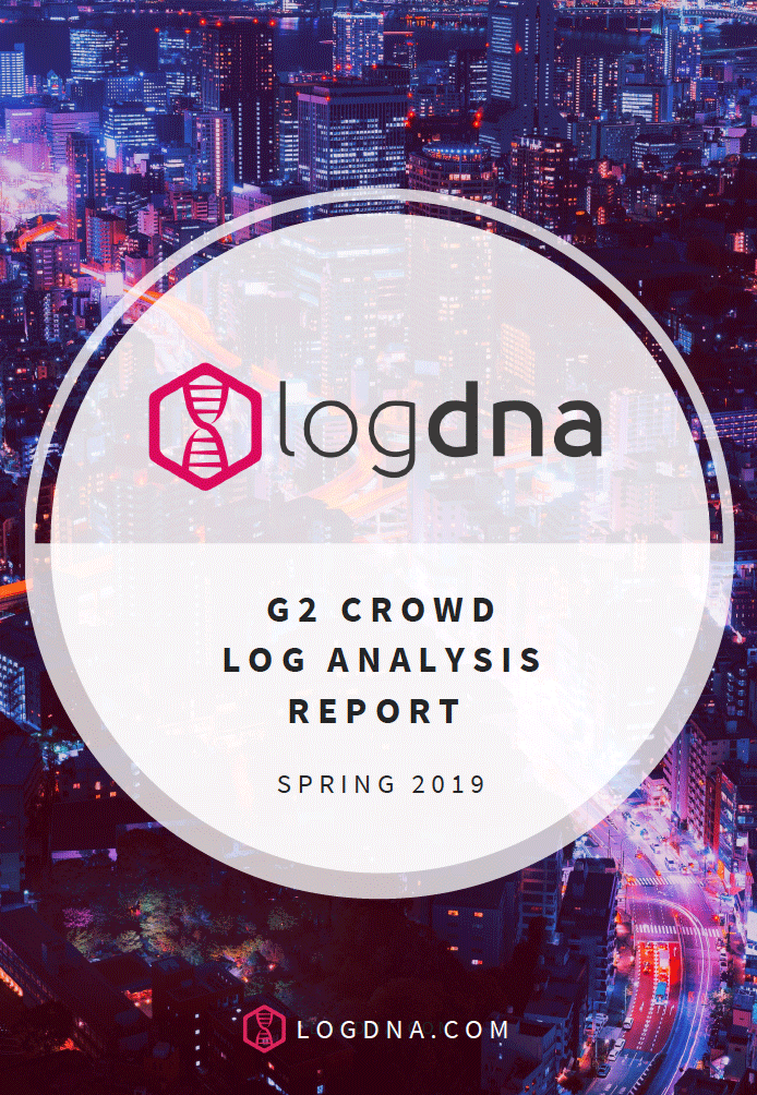 Logdna G2 Crowd Report Cover Spring 19