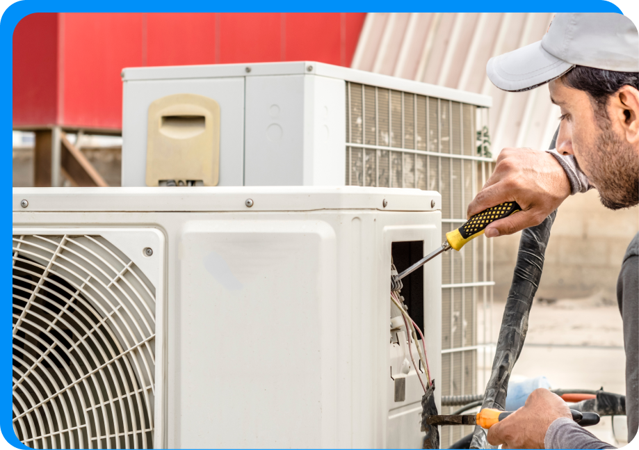New - replacement air conditioners have high Seasonal Energy Efficiency Ratio (SEER) ratings