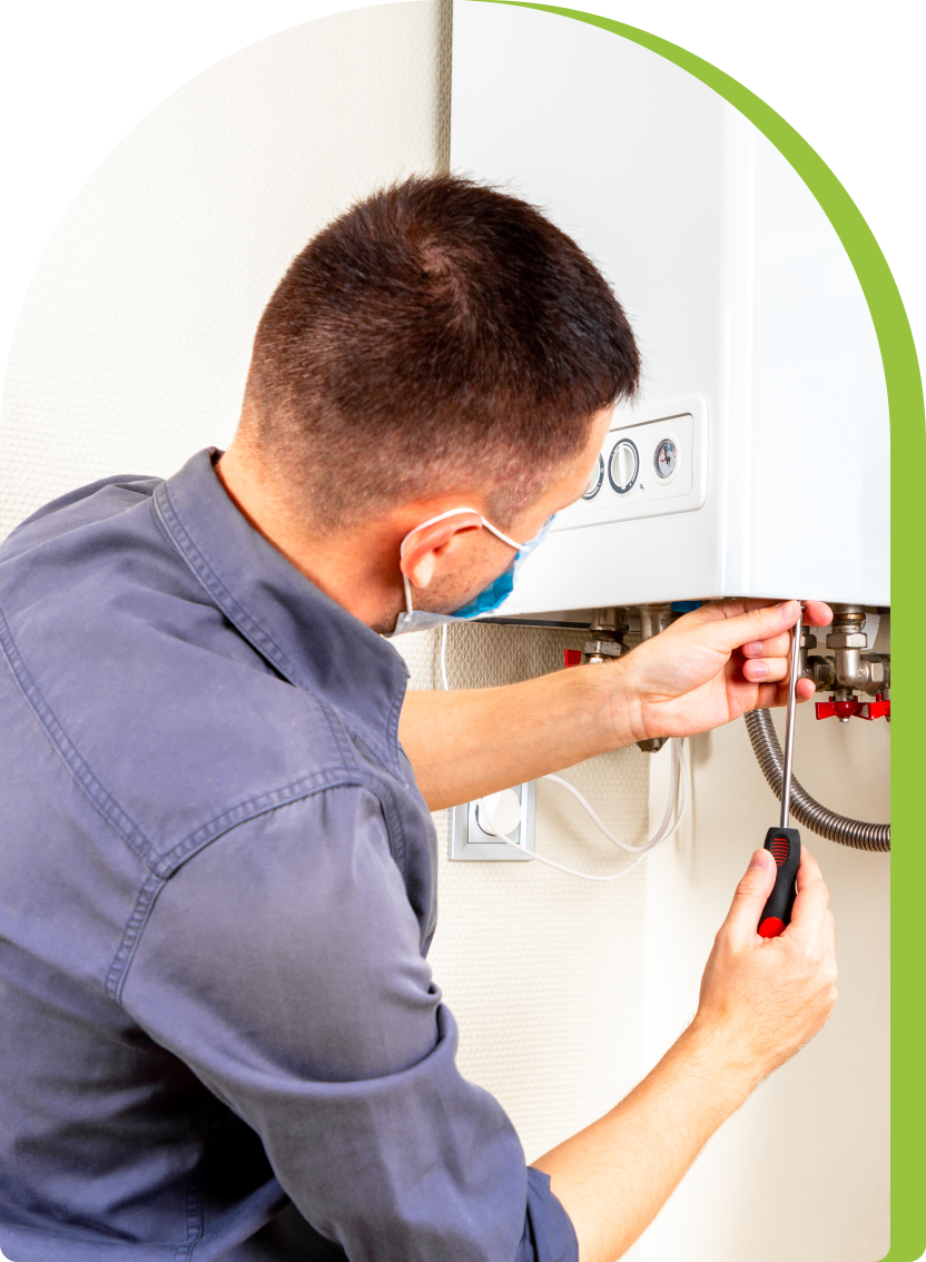 Replacement boilers are more energy efficient