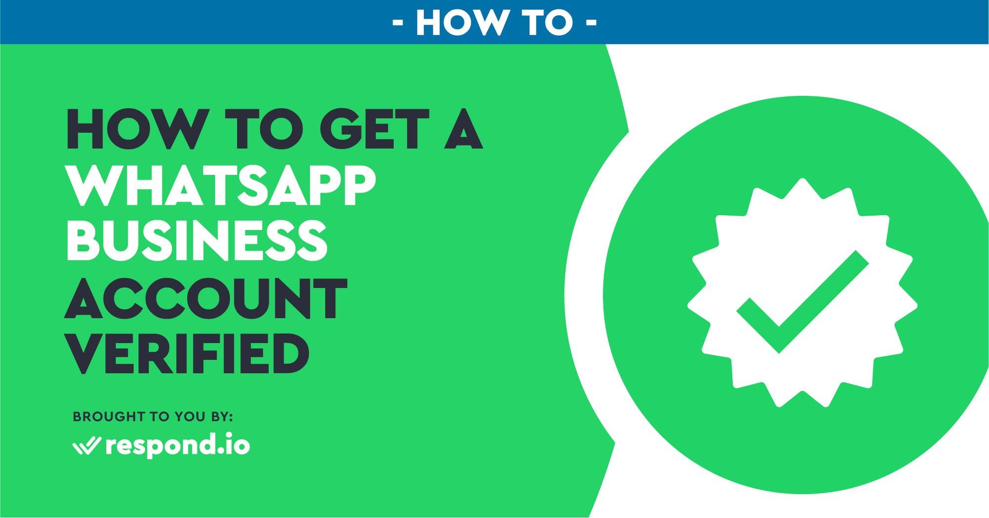 Temukan Cara Verified Whatsapp Business Terbaru