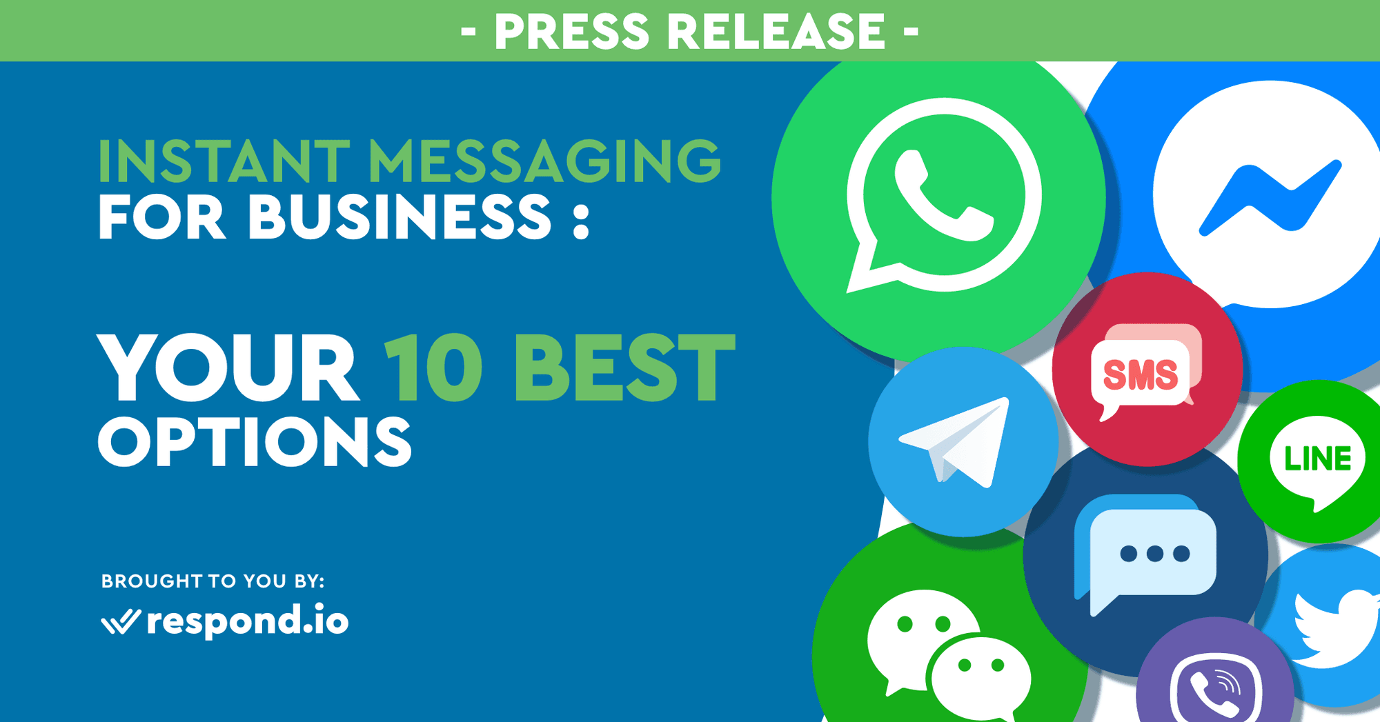 Instant Messaging for Business: Your 10 Best Options (Nov 2020)