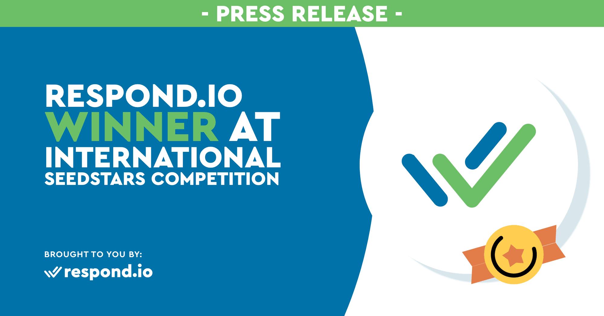 Rocketbots Winner at International Seedstars competition