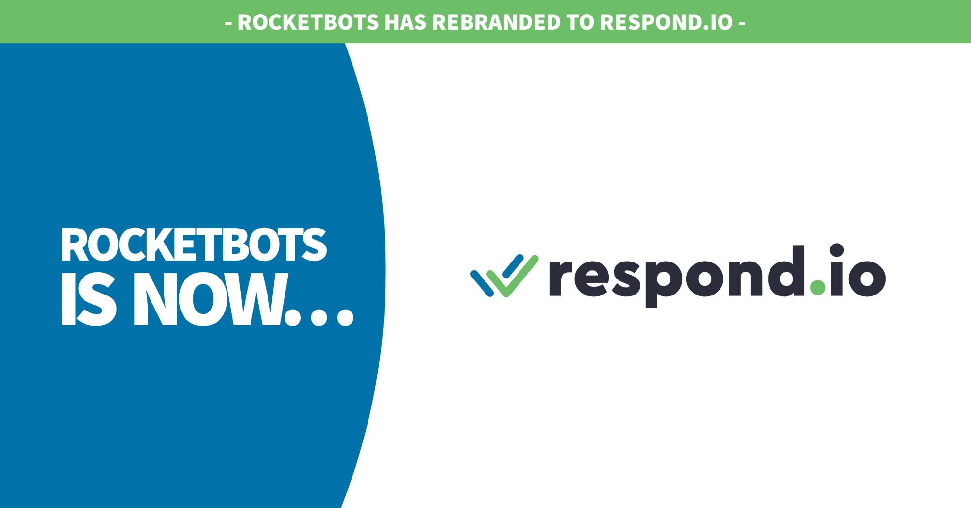 Rocketbots is Now Respond.io