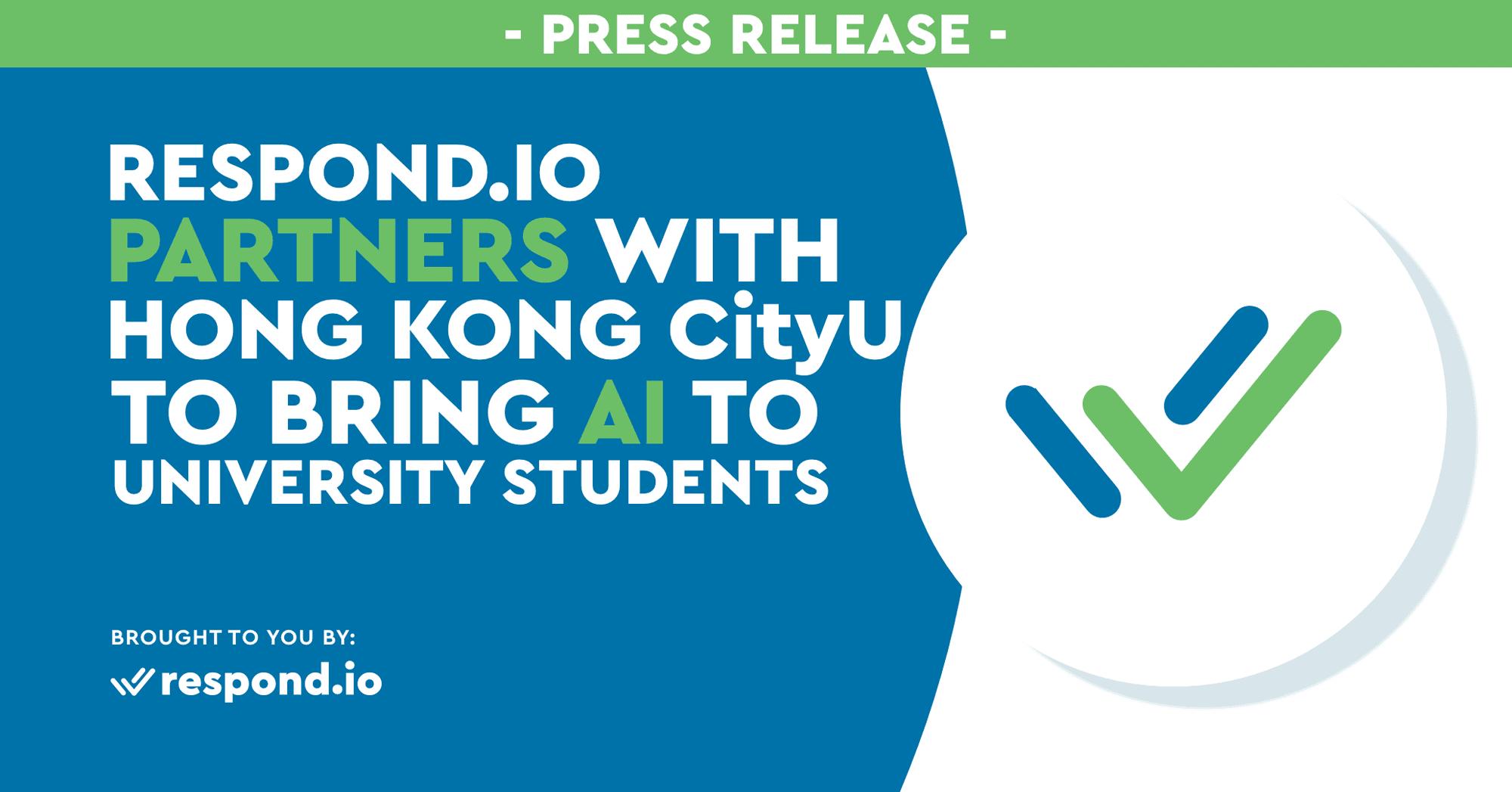 Rocketbots partners with Hong Kong CityU to bring AI to university students