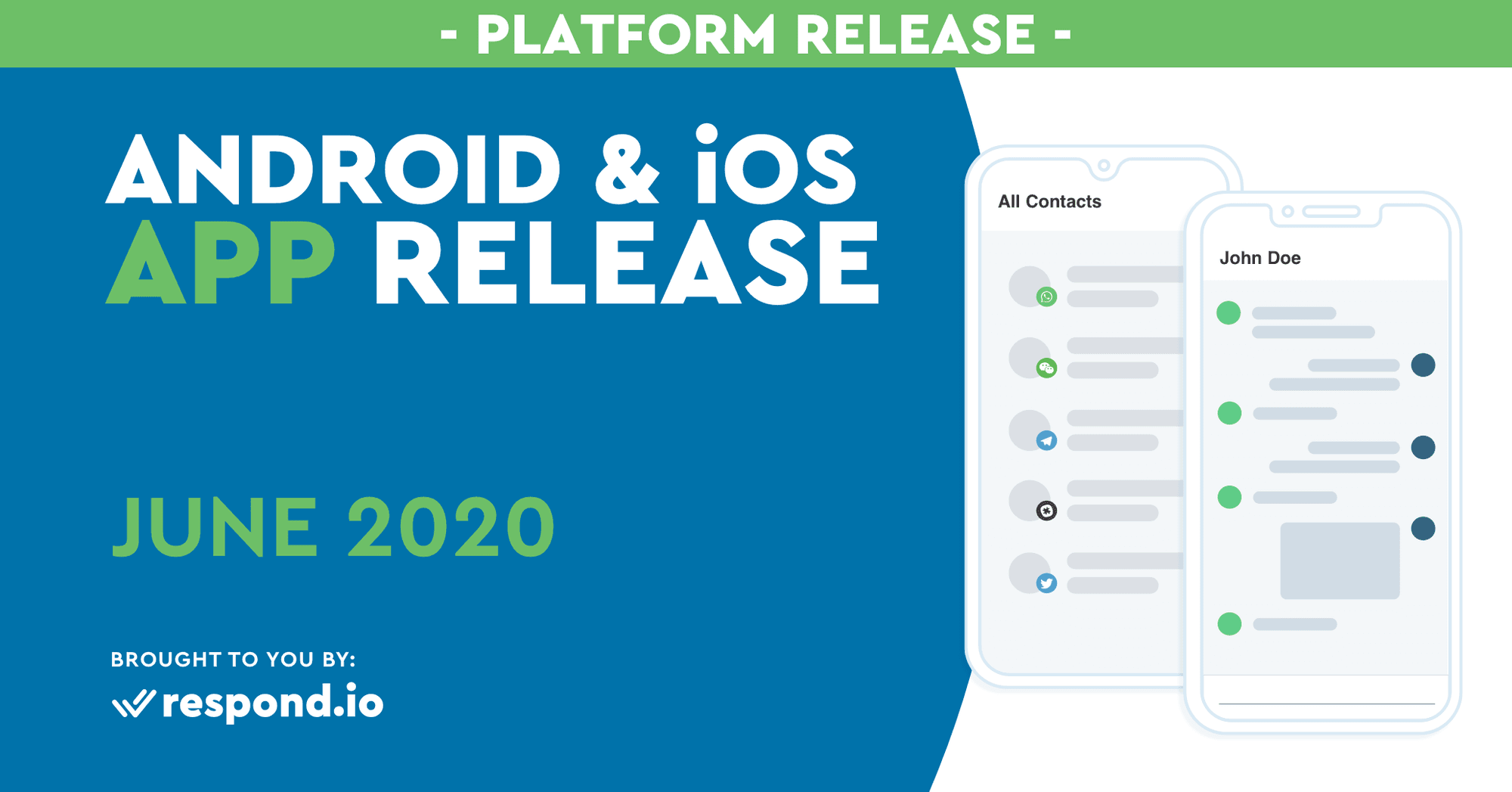 The June 2020 Release - Android & iOS Apps