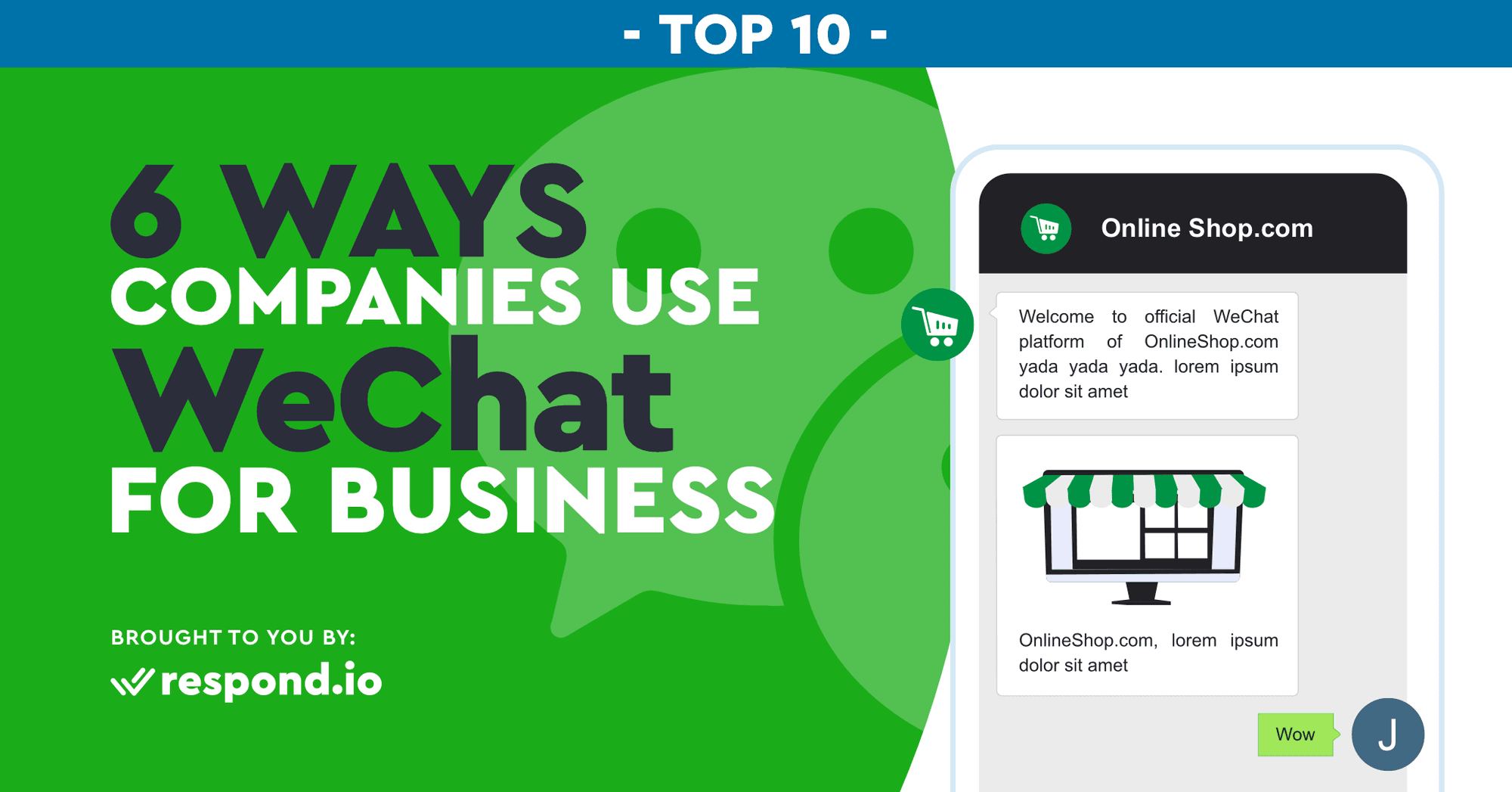 6 Ways Companies Use WeChat for Business