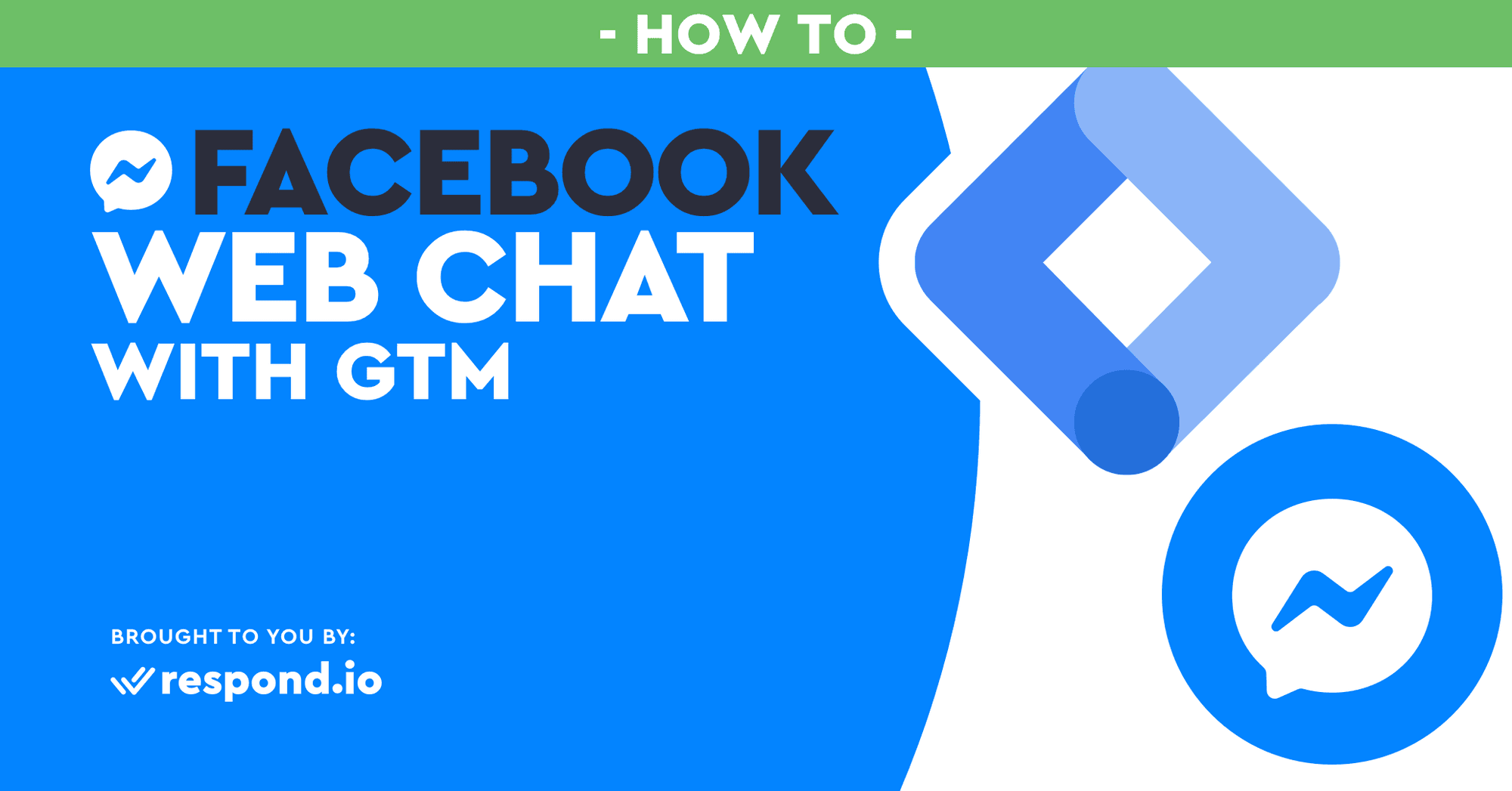 How To Add Facebook Web Chat With GTM