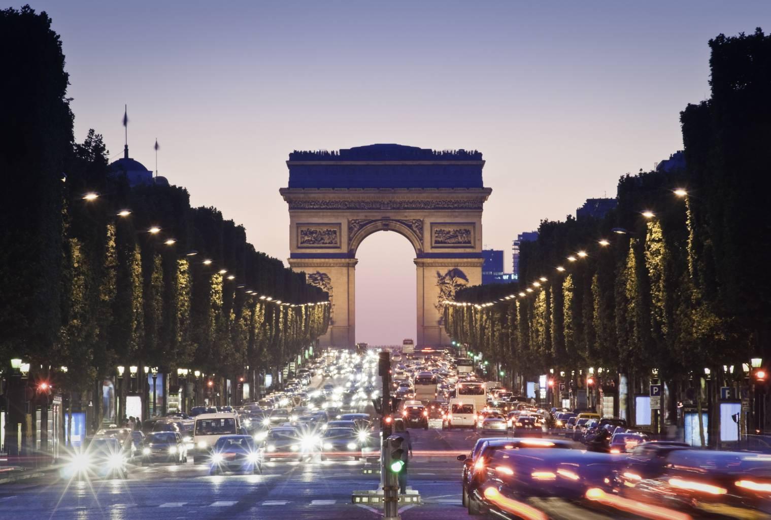 circulation et vignette Crit'Air Paris